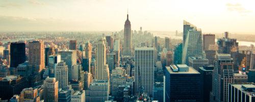 New York City a popular destination for investors visiting the US on an investors Visa